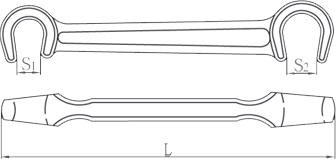 diagram wrench c non sparking
