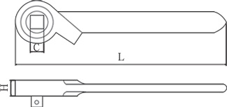 diagram reversible ratchet non sparking
